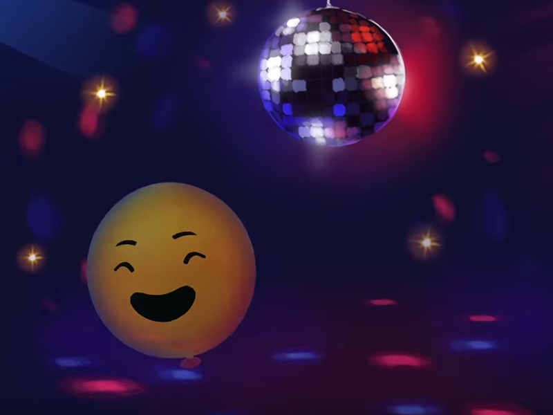 Dancing at the disco